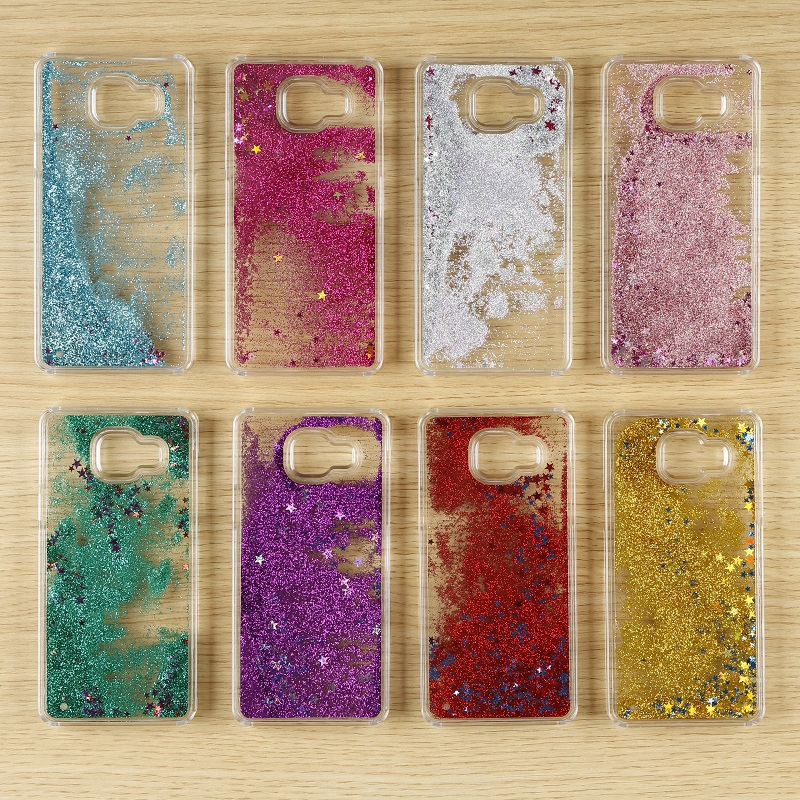 save off 879c6 96432 For Samsung Galaxy S3 S4 S5 S6 S7 Edge Dynamic Liquid Bling Stars Quicksand  Glitter Case For Samsung Note 2 3 4 5 A3 A5 A7 J5 J7