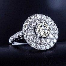 Luxury GIA Diamond Women Engagement Ring 1.51+2.272ct Natural Diamond Jewelry 18K White Gold or Platinum Handmade Wedding Band