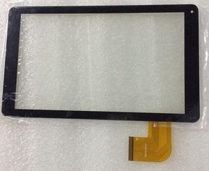 New original black 9inch capacitive touch screen panel digitizer glass sensor for WOXTER SX90 SX 90 tablet pc replacement(China)