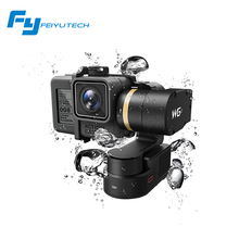 FeiyuTech Newest WG2 Wearable 3-axis Waterproof Gimbal Stabilizer for Gopro 4/5/session YI 4K/SJCAM/AEE Action Camera Hot(China)