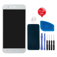 for xiaomi Mi A1 LCD Display+Touch Screen for xiaomi Mi 5X MiA1 Mi A1 LCD Digitizer Premium Replacement 5.5 No Frame with Tool