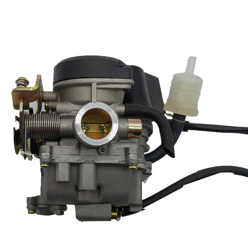 18mm GY6 50cc SCOOTER MOPED PD18J CVK karbüratör CARB 139QMB 139QMA ATV QUADS GO-KART BUGGY (PD18J)