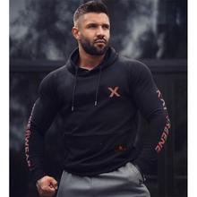 New Male Sweatshirt Outwear Tops Blouse Pullover Casual Sportswear Mens Tracksuits Sweatshirts Autumn Winter Solid Hooded Hoodi
