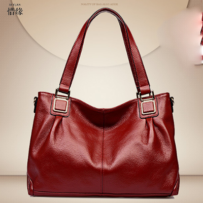 Bolsos Mujer Designer Genuine Leather Women Handbag High Quality Luxury Ladies Boston Bag Red Shoulder Crossbody Hand Bags BLUE brand woman handbag genuine leather designer bag fashion casual tote top soft cow leather shoulder bags for women bolsos mujer
