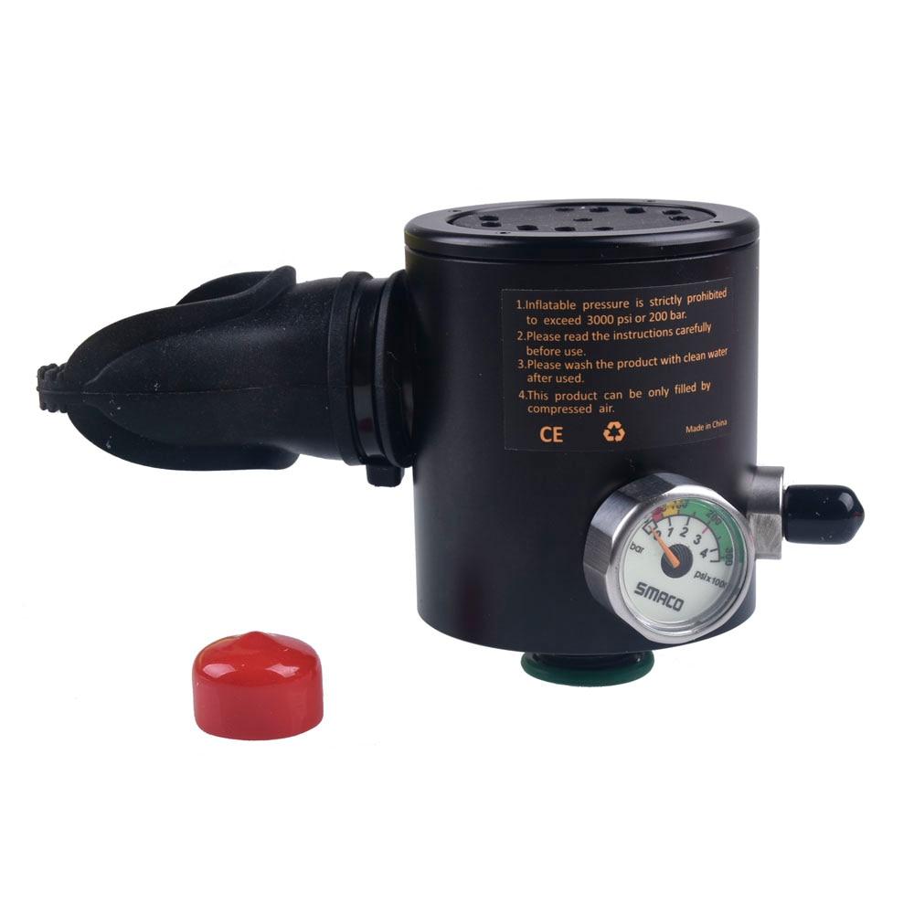 válvula respirador caixa equipamento de mergulho snorkeling