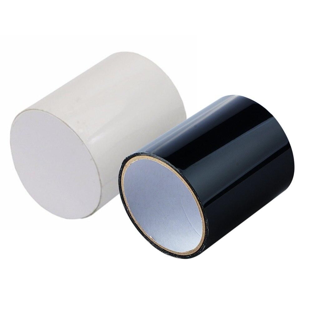 10 cm Super Forte Flex Fuite De Réparation Étanche Ruban pour tuyau D'arrosage tuyau d'eau du robinet Collage de Sauvetage