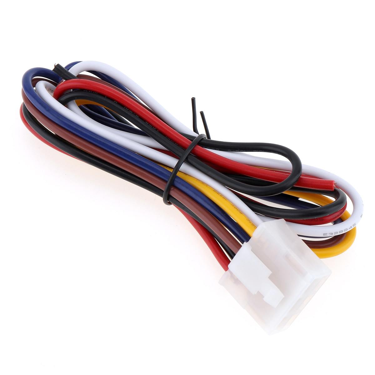 Smart Auto voiture alarme moteur Starline bouton poussoir démarrage arrêt RFID serrure interrupteur d'allumage sans clé système d'entrée démarreur Anti-vol - 6