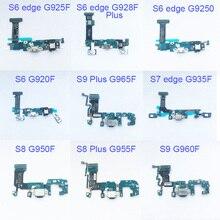 Cable flexible para Samsung Galaxy S6 edge S7 S7 edge S8 plus G955F S9 plus G965F Flex, 5 unidades