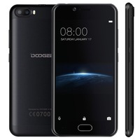 Doogee Shoot 2 Smartphone Android 7 0 MT6580A Quad Core Mobile Phone 1 2GB RAM 8