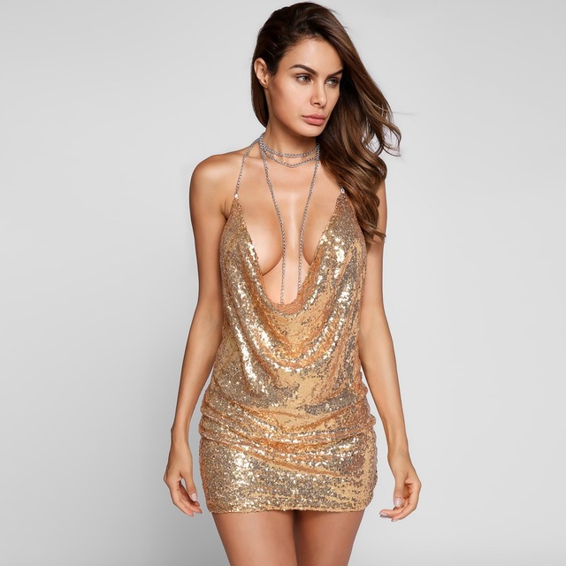 Sexy club party dresses