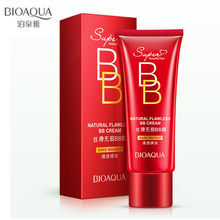 BIOAQUA bb cream whitening concealer base primer makeup isolation waterproof foundation Cream Cosmetics bb & cc creams bioaqua brand 2 in 1 base makeup bb cream primer foundation make up flawless maquiagem whitening cosmetic corrector naked makeup