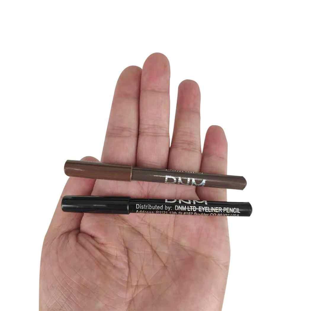 Long-lasting Lápis de Sobrancelha Maquiagem Cosméticos Ferramentas de Beleza À Prova D' Água 1 x Casa, Salão de Beleza, etc aplicá-lo para a sobrancelha