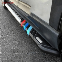 High Quality Side Step Running Board Nerf Car Accessories fit for Nissan Murano 2015 2018 Aluminum