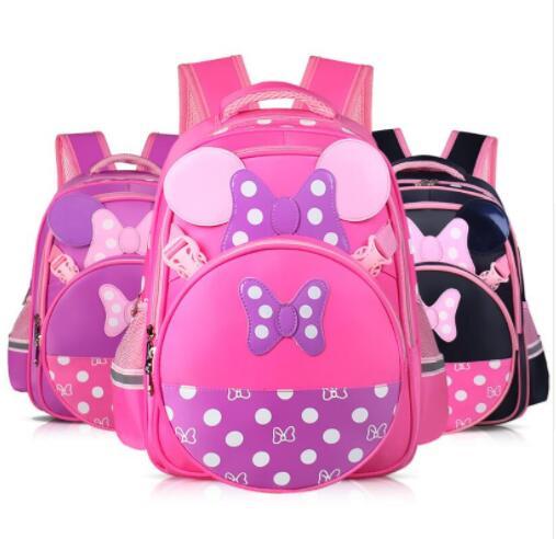 Милые детские рюкзаки школьные сумки для девочек портфель Водонепроницаемый рюкзак Детская Книга сумка Школьный Mochila Escolar
