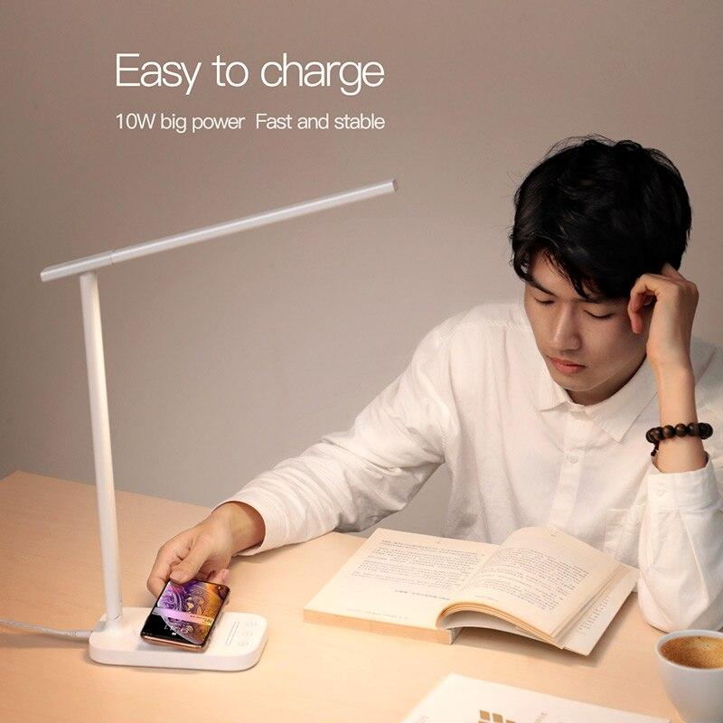 Usb зарядная станция для samsung huawei 30 usb умное быстрое зарядное устройство для oppo xiaomi Новая быстрая зарядная док станция для vivo eu uk us au вилка - 5