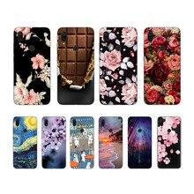For Xiaomi Redmi 7 Case 6.26 Soft Silicone TPU Back Cases Redmi7 Phone Cover Coque Funda On Y3