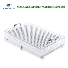High Efficient empty capsule filler, 000#-5# separated capsules filling machine, CapsulCN 240 holes cn 240 size 1 capsule filler capsule filling machine with perfect precision suitable for separated capsule
