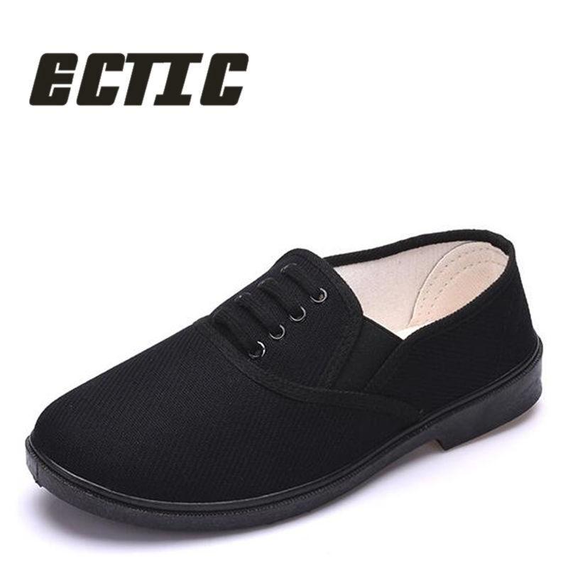 ECTIC 2018 لينة تنفس الصيف أحذية الرجال - احذية رجالية
