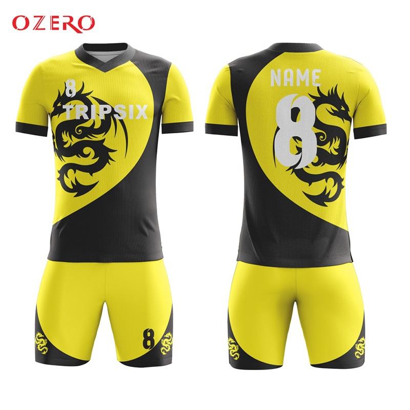 Put Name On Jersey Customize Blank Soccer Jersey Mens Football Jerseys Men Football Jersey Footballfootball Men Aliexpress