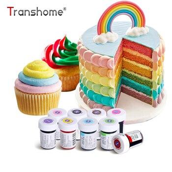 Transhome Gıda Boyama Macaron Fondan Kek Dekorasyon Araçları Pişirme