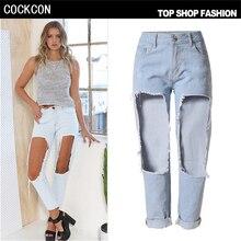 Cockcon джинсы женщины с высокой талией тощий карандаш женские джинсы femme джинсовые высокой талией джинсы женские брюки брюки tsl-004