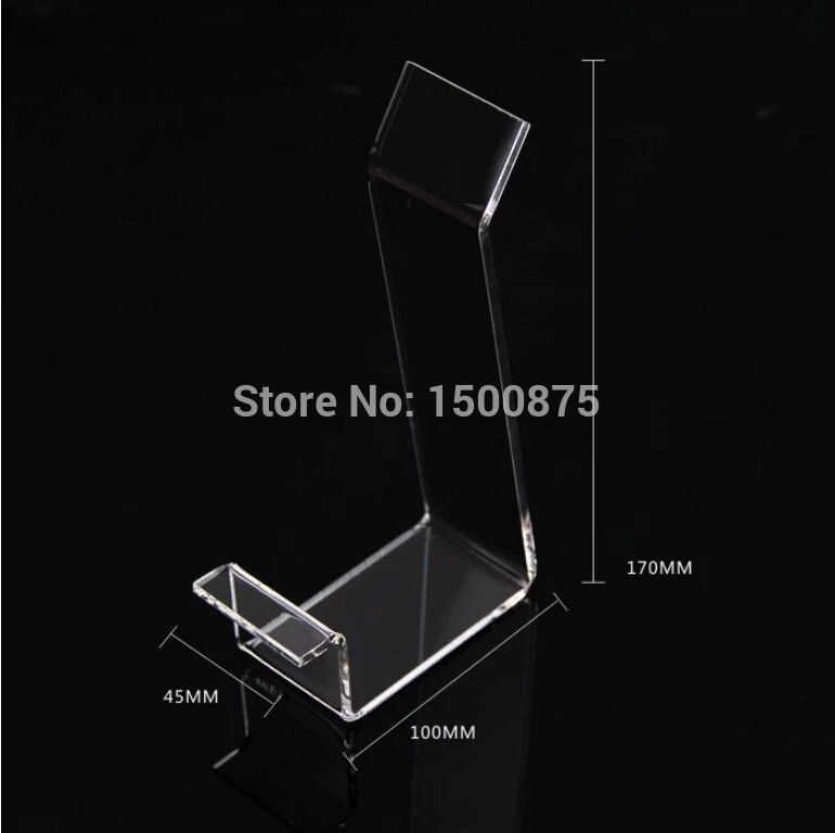 30pcs Thickness 4MM Acrylic Shoe Display Stand Shoe Stand Holder Sandal Shoe Display Rack Holder Free Shipping high quality gold color acrylic display stand shoe rack shoe holder jewelry display stand wallet holder rack shoe cabinets