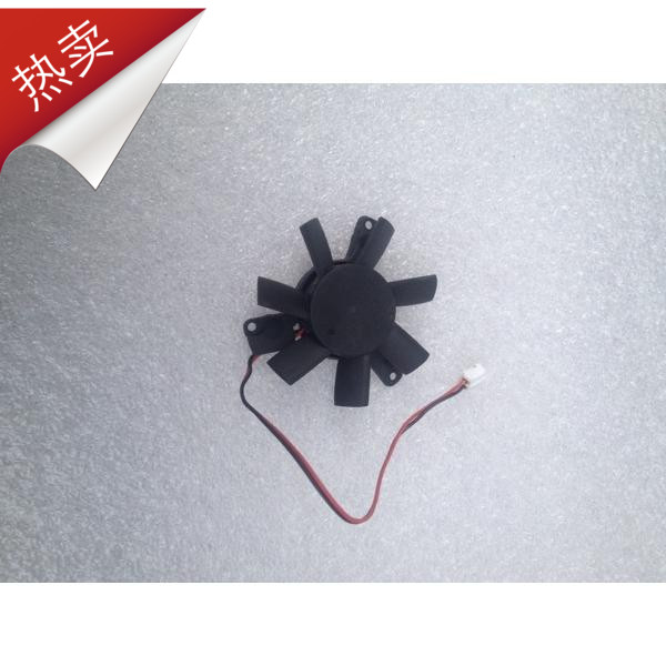 Emacro For APISTEK GA51S2U Server Round Fan DC 12V 0.25A, Dia. 45mm 2-wire emacro for y s tech nyw08025012bs server square fan dc 12v 0 45a 80x80x25mm 2 wire