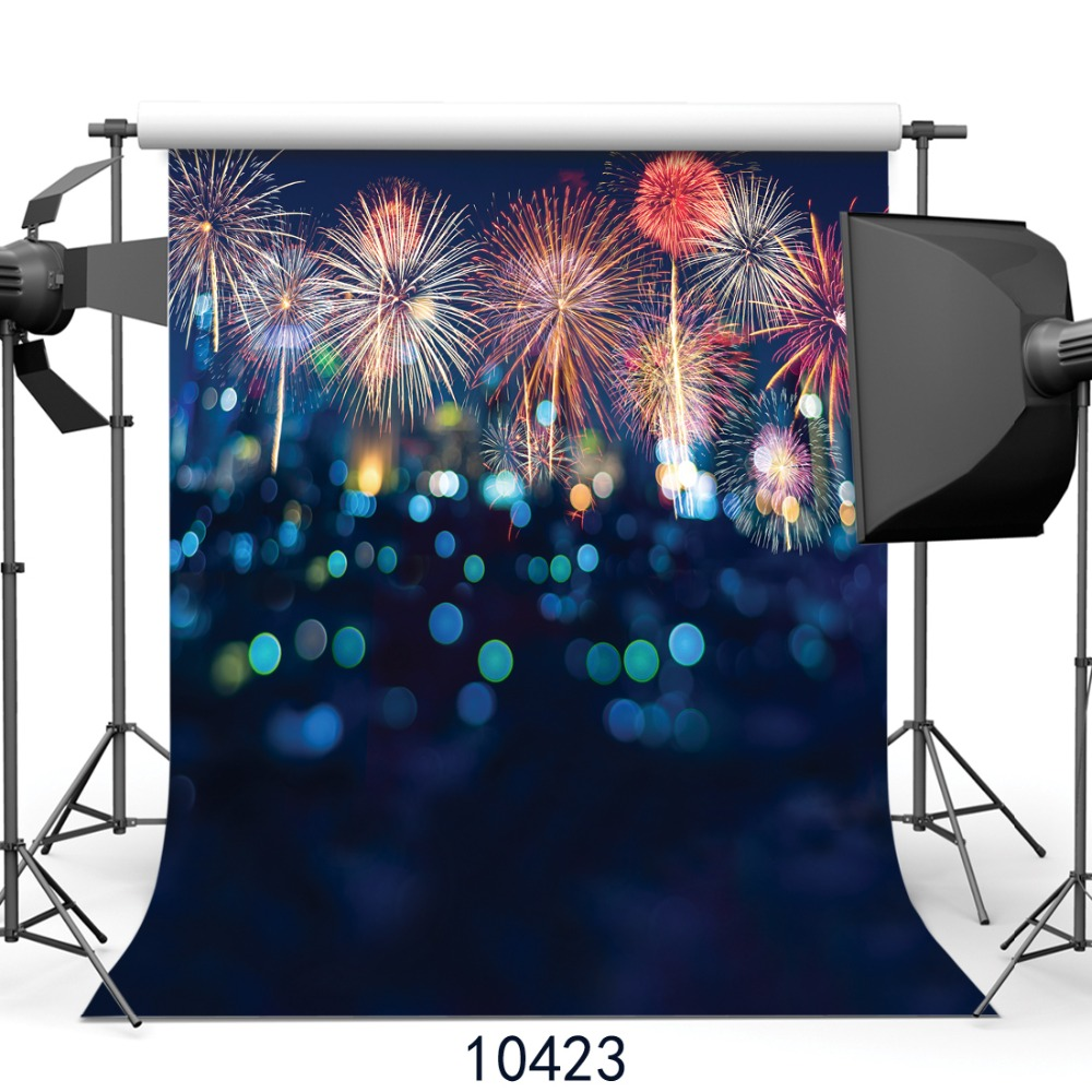 SJOLOON New Year Fireworks photography background baby photography backdrop lover photography backdrops fond photo studio props sjoloon christmas photography background baby photo backdrops computer print photo background fond photo studio thin vinyl props