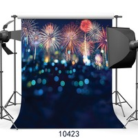 SJOLOON New Year Fireworks photography background baby photography backdrop lover photography backdrops fond photo studio props