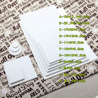 Ultralarge Small White Sculpture Rubber Stamp Rubber Brick Fangzhuan 5 Rubber Stamp Material