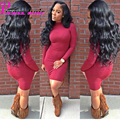 8A Brazilian Virgin Hair Body Wave 3 Bundles Brazilian Body Wave Hair Queen Hair Products Mink Brazilian Hair Weave Bundles