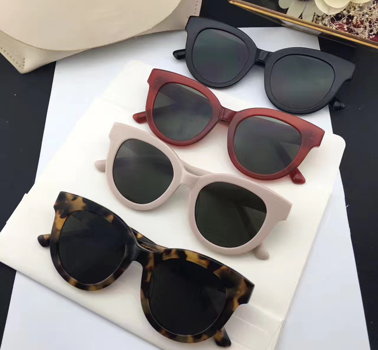 New Fashion Mujeres Con Estilo Cat Eye Sunglasses Women Gentle Brand Heig Designer Vintage Sun Glasses For Women Lady Female longkeeper steampunk sunglasses for women men 2017 brand designer cat eye sun glasses retro vintage coating or clear lens a1009