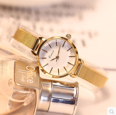 Top Brand KIMIO Reloj Mujer Luxury Women Watches Business Stainless Steel Ladies Watches Fashion Casual Women Quartz Wristwatch kimio fashion quartz watches women top luxury brand japan movement full stainless steel rose gold watch for women reloj mujer