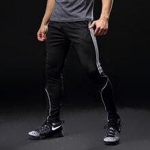 Спортивные штаны для бега, Мужские штаны с карманами, спортивные штаны для футбола, тренировочные штаны, эластичные леггинсы для бега, штаны для спортзала, 319