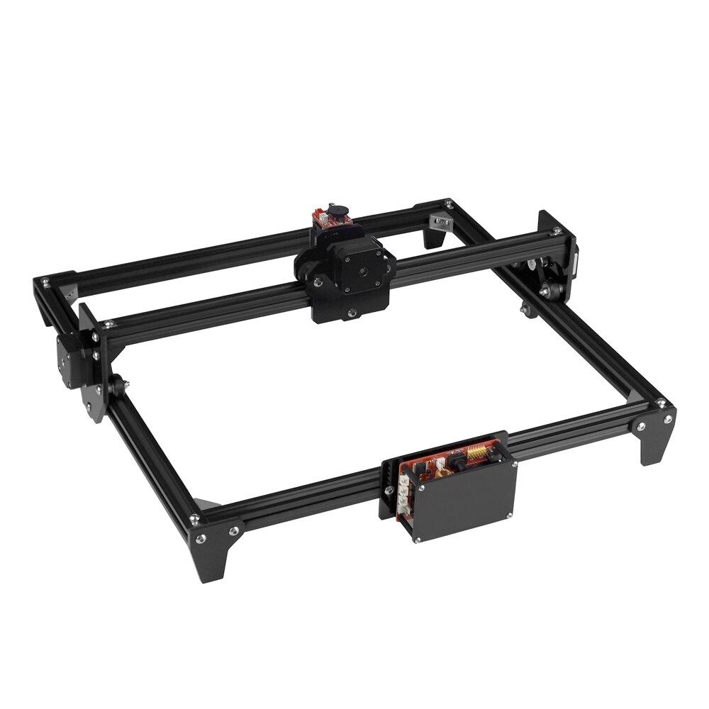 2-Axis 30x40cm 2500MW/5500MW CNC Laser Engraving Machine