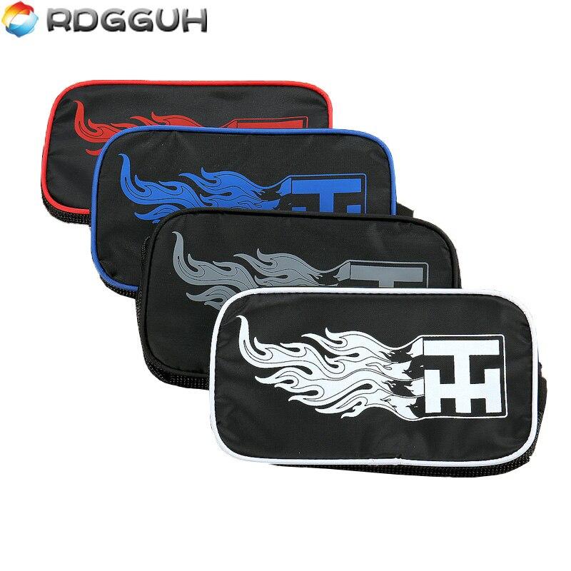 RDGGUH Casual Cosmetic Bag Travel Necessaries Makeup Bag Toiletry Kit Men Women Make up Toilet Large Capacity Wash Organizer