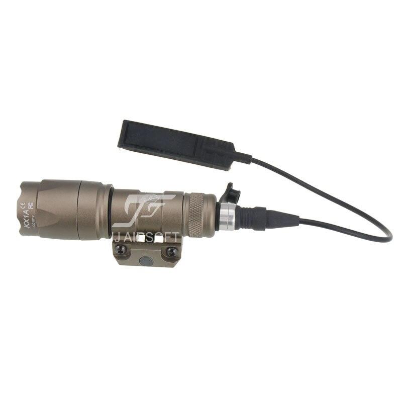 Элемент SF M300 MINI SCOUT СВЕТ (Тан) m300A светодиодный мини Scout фонарик Бесплатная доставка (ePacket/Гонконг воздушной почтой)