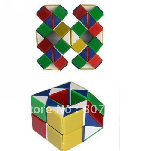 Free Shipping Intellectual Kid Square Magic Cube, Puzzle Cube