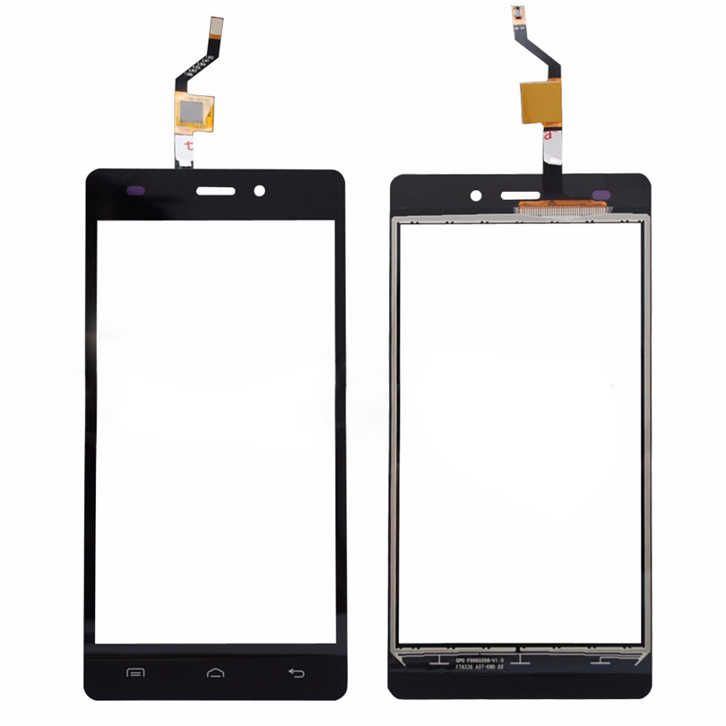 new 5 Black Panel Touchscreen Sensor LCD Display For doogee x5 x5Pro Touch Screen Glass Digitizer Replacement dhl ems 5 new for pro face touchscreen glass agp3300 l1 d24 f4