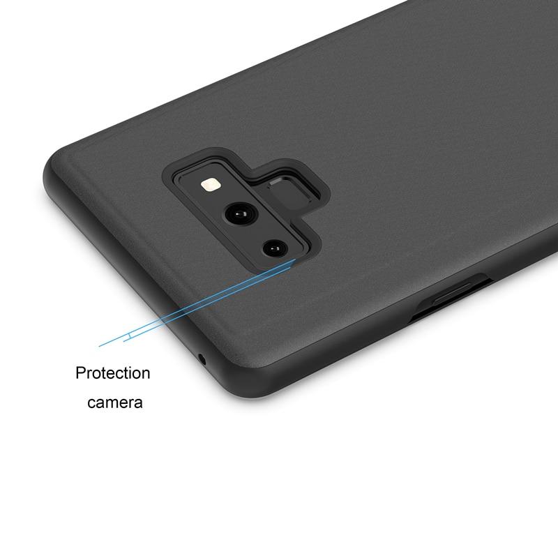 Samsung Galaxy Note 9 Mirror Flip Case 7