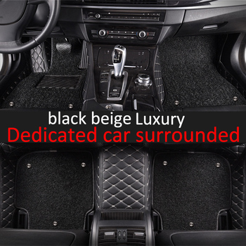 Special custom made car floor mats for Mazda 3/2 MX-5 CX-5 CX-7 car-styling heavy duty all weather protection carpet floor liner