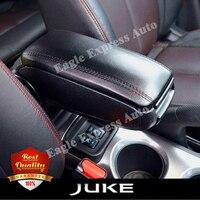 רכב מרכזי משענת משענת קונסולה עבור JUKE 2017 מעקות מכונית עבור Juke 2010-2017