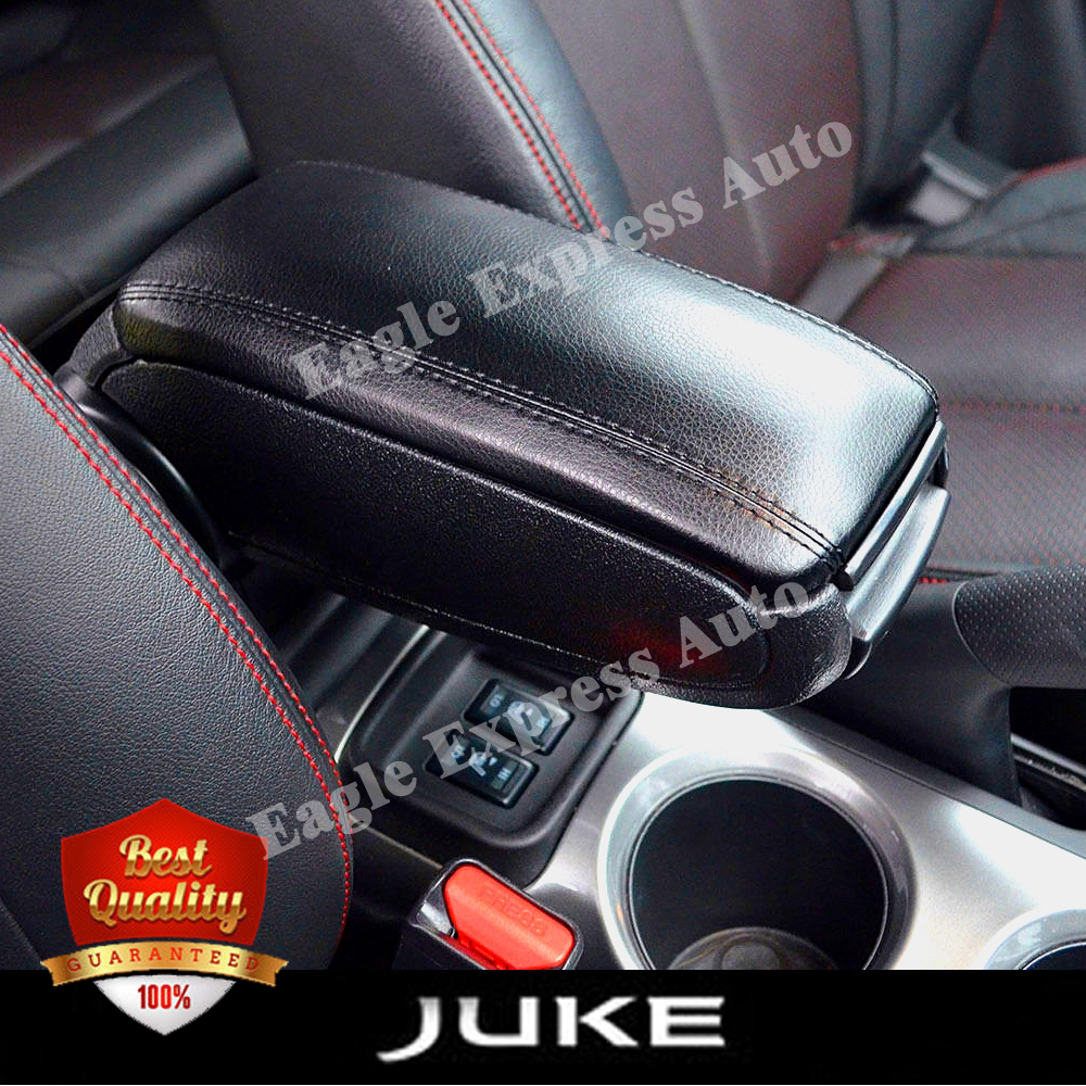 Car Armrest Console Box for JUKE 2017 Car Handrails Central Armrest for Juke 2010-2017 free punch car armrest console box 9 functions with usb hidden cup seat no drilling car central box