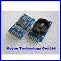 10 pçs/lote DS3231 AT24C32 IIC Módulo de Precisão Relógio Módulo DS3231SN módulo de Memória (com battary)