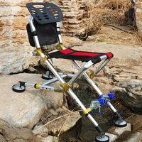 2018 Beach Dengan Tas Portable Kursi Lipat Outdoor Piknik BBQ Memancing Camping Kursi Kursi Kain Ringan Kursi untuk