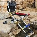 2018 Cadeiras de Praia Com Saco Portátil Dobrável CHURRASCO Piquenique Ao Ar Livre Cadeira De Acampamento de Pesca Assento Assento de Pano Leve para