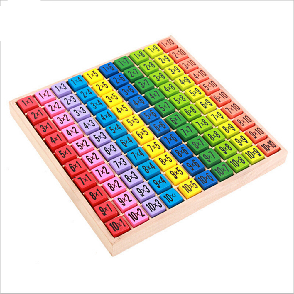 Arrival Educational Toys 99 Multiplication Table Math Toy