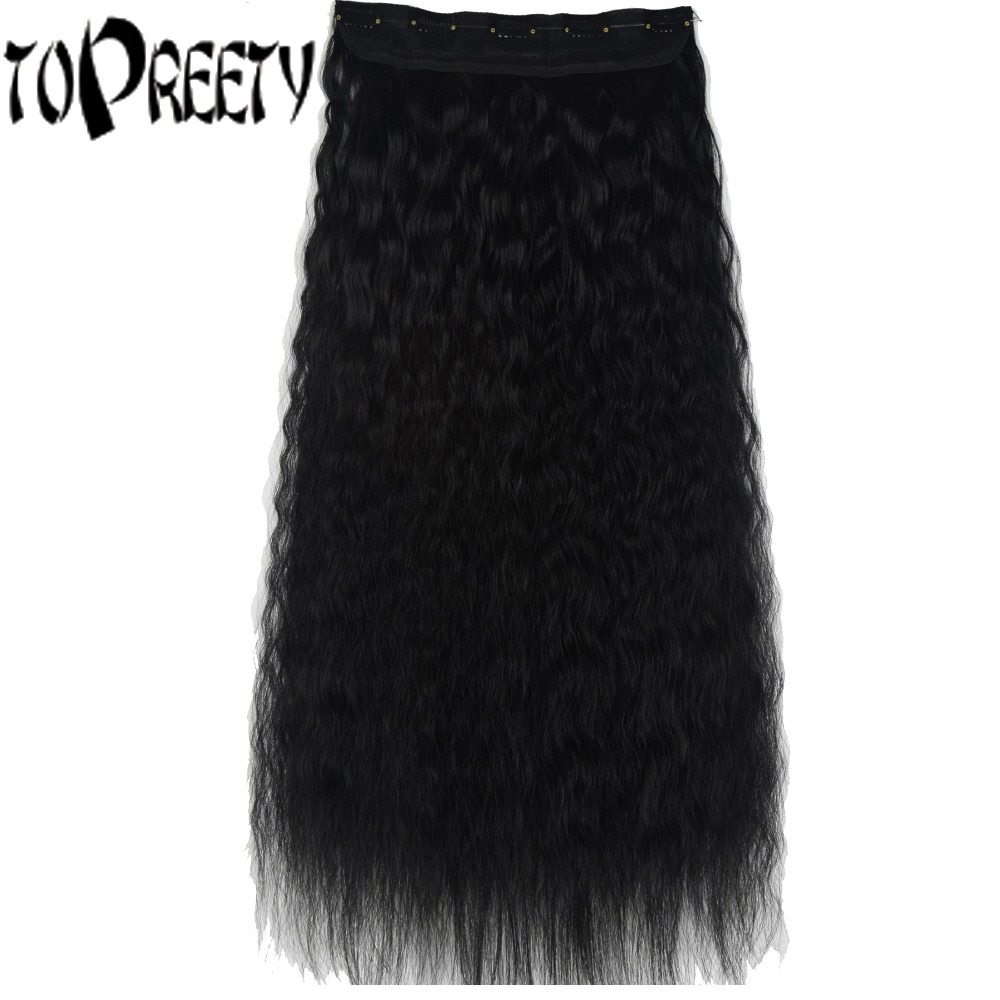 TOPREETY Heat Resistant B5 Synthetic Hair 24