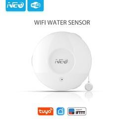 NEO NAS-WS02W Wi Fi Smart воды сенсор/Датчик Затопления домашней автоматизации сигнализации системы движения