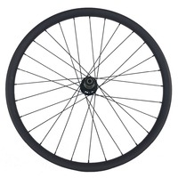 Части велосипеда легкий вес DH горный велосипед 29 дюймов углерода колесная 35 мм Ширина довод Hookless бескамерные совместимы для down hill